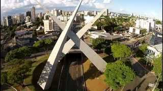 Vista Aérea de Goiânia