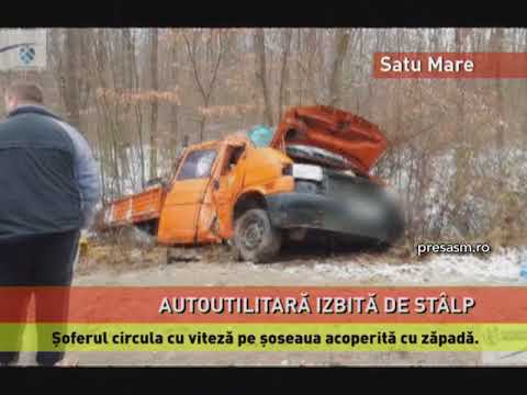 Accident mortal, lângă Satu Mare