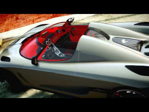 Grand Theft Auto IV - Koenigsegg Agera R [EPM]