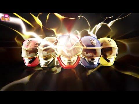 Siêu Nhân Hộ Tinh Thiên Sứ - Tập 21   Phim Siêu Nhân MEGAFORCE - Thời lượng: 23 phút.