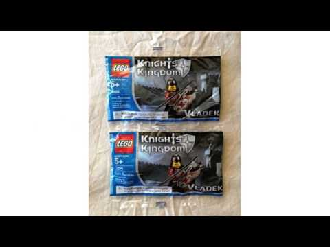 Video Knights Kingdom Mini Figure Set 5998 now online at YouTube