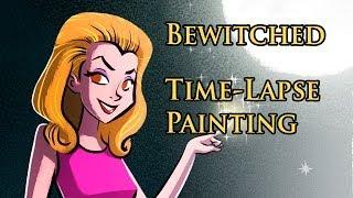 Bewitched - Time lapse HD