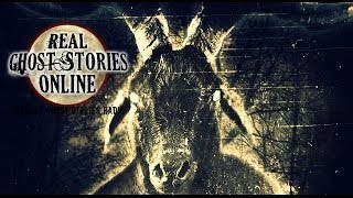 Real Ghost Stories: The Goatman?