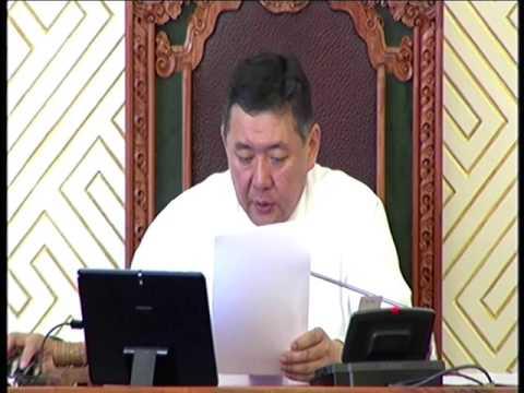 Засгийн газрын 4 гишүүнийг томилох асуудлыг хэлэлцэн дэмжлээ