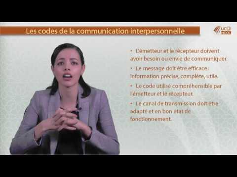 3. 2. Les filtres et les codes de la communication interpersonnelle
