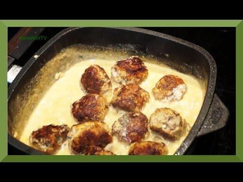 köttbullar - ricetta