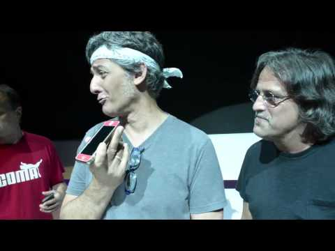 Video #FuoriProgrammaLiveforWeb Backstage 11 Giugno 2014