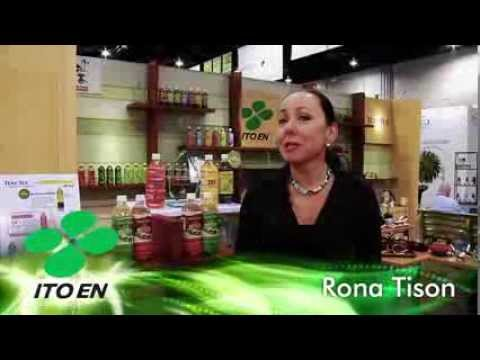 ITO EN at 2013 World Tea Expo