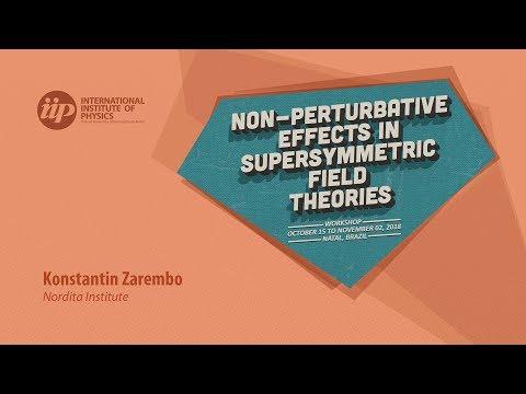 Quantum String Corrections to Holographic Wilson Loops - Konstantin Zarembo
