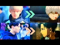 BTS AS ANIME CHARACTERS IN REAL LIFE