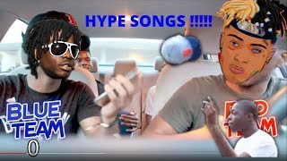 AUX BATTLES HYPE SONGS  feat XXXtentacion VS Drake  Lil Pump and More