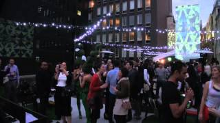 Nonton Behind the scenes - making and projecting the Tonic House rooftop video live on the night Film Subtitle Indonesia Streaming Movie Download