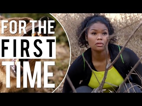 Black People Go Hiking 'For the First Time'