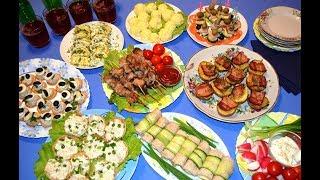 интересные блюда к новогоднему столу