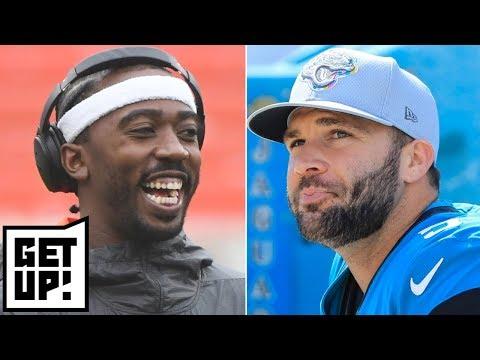 Tyrod Taylor should replace Blake Bortles as Jaguars QB - Rex Ryan | Get Up!