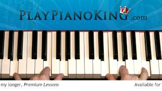 How to Play Rocketeer by Far East Movement ft. Ryan Tedder Piano Tutorial