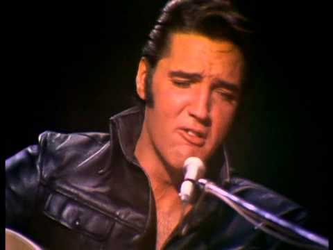 Elvis Presley – That's Alright Mama 01 NBC Studio's 1968