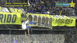 Video Noche de Copa / Boca 5 - Alianza L 0 / Copa Libertadores 2018 MP3, 3GP, MP4, WEBM, AVI, FLV Mei 2018