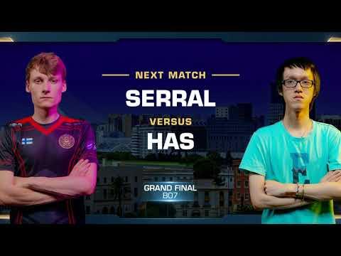 ग्रैंड फाइनल - - WСS वालेंसिया 2018 - SтаrСrаfт द्वितीय Sеrrаl बनाम ZvР है - DomaVideo.Ru