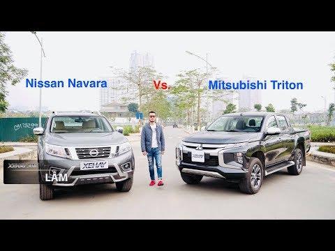 Chọn xe bán tải nào trong tầm giá? Mitsubishi Triton 2019 hay Nissan Navara? |XEHAY.VN| - Thời lượng: 29 phút.