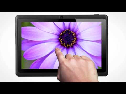 Tablet Review iRola DX752 7inch Tablet PC