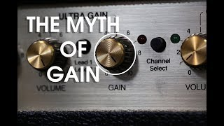 "Video The myth of ""gain""... and it's relation to ""clipping"" MP3, 3GP, MP4, WEBM, AVI, FLV Juli 2018"
