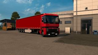 Hi all !Today a  little ride in a Magnum with a V8 - 560hps.Sound is WiP, interior is done at 90%Exterior : nothing.Saturday or Sunday : Release of the V10.0 Scania Deep Sound !Next week : Daf Stock Sound 2.0.Reference for this sound :  https://youtu.be/IPoJnL_dbK0?t=93