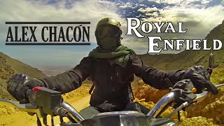 Royal Enfield in Middle East Enduro Ride
