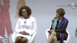 WFD High-Level Panel - Bringing people to the centre of solutions for