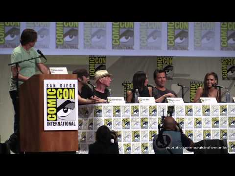 Dame - Sin City A Dame to Kill For panel from San Diego Comic Con 2014.