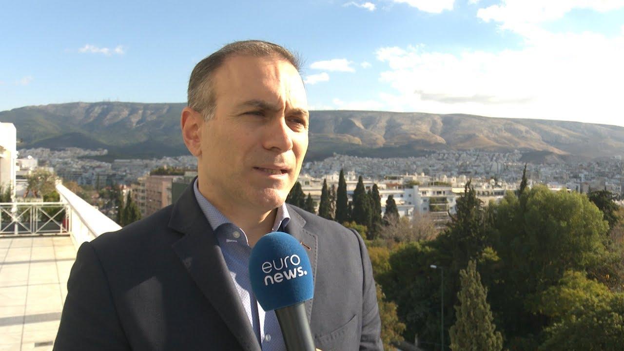 Ο διευθυντής ερευνών του ΙΔΙΣ Κωνσταντίνος Φίλης στο Euronews