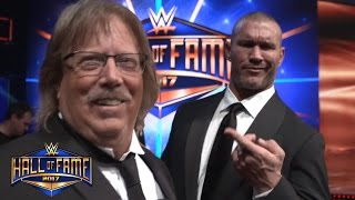 Nonton Miz S Dad Replaces Tom Phillips On The Red Carpet  Wwe Hall Of Fame Exclusive  March 31  2017 Film Subtitle Indonesia Streaming Movie Download
