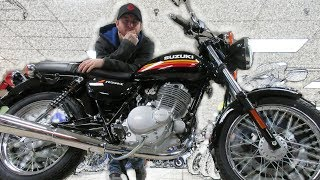 8. Suzuki TU250X Honest Review | TU250 as a First Motorcycle