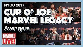 Video Cup O'Joe Presents Marvel Legacy: Avengers - Full NYCC 2017 Panel MP3, 3GP, MP4, WEBM, AVI, FLV Oktober 2017