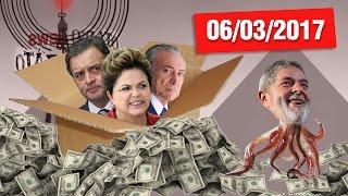 A única oposição que realmente temos no Brasil é a dos políticos contra o povo! SE INSCREVE AÍ NESSA BAGAÇA http://bit.ly/2dlmOXn TORNE-SE MEU PATRÃO ;-) htt...