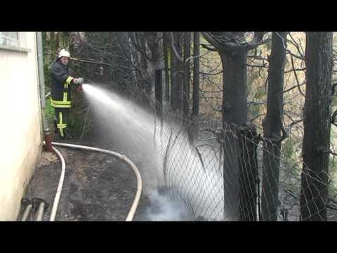 Korbach: Zwei Brände in wenigen Stunden