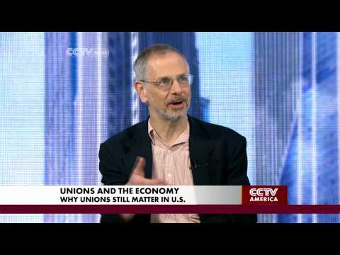 labor unions - Phillip Dine, U.S. labor expert and Author of the book: State of the Unions: How Labor Can Strengthen the Middle Class, Improve Our Economy, and Regain Polit...