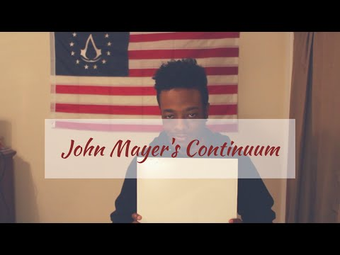 John Mayer's Continuum