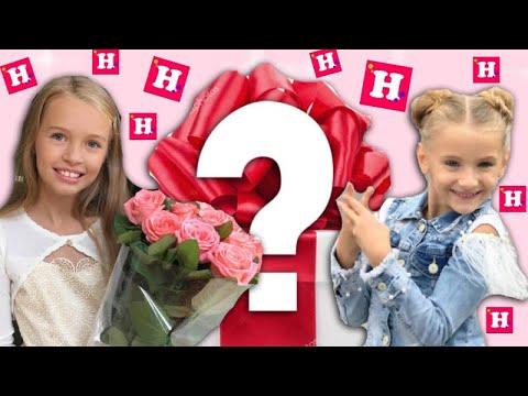 СЮРПРИЗ на День Рождения Мисс Николь 7 лет   Картонка и 2Si и DSIDE BAND  НАША МАША