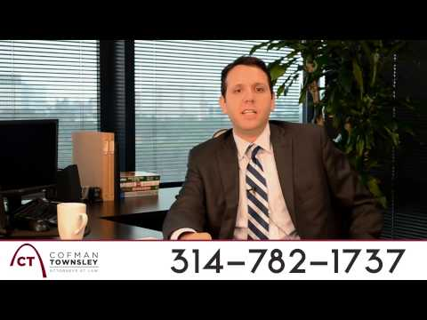 Missouri Personal Injury Attorney | 314-782-1737