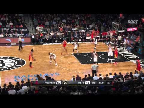 [1.12.15] Full Houston Rockets Highlights vs Nets