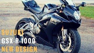 8. 2019 Suzuki GSXR 1000 New Design
