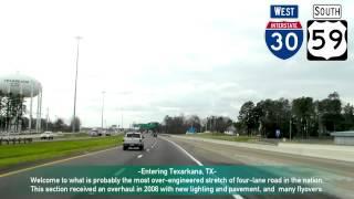 Texarkana (TX) United States  City new picture : I-30 Texarkana, AR-TX