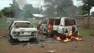 AB'den Orta Afrika Cumhuriyeti'ne 'müdahale' sinyali