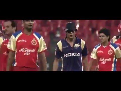 Video Shahrukh Khan Playing in IPL match  KKR vs RCB download in MP3, 3GP, MP4, WEBM, AVI, FLV January 2017