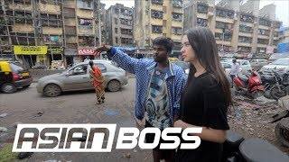 Video We Spent A Day In The Largest Slum In India | ASIAN BOSS MP3, 3GP, MP4, WEBM, AVI, FLV Desember 2018
