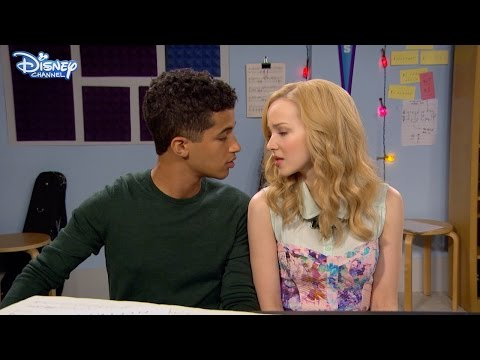Liv and Maddie   True Love 💖   Disney Channel UK