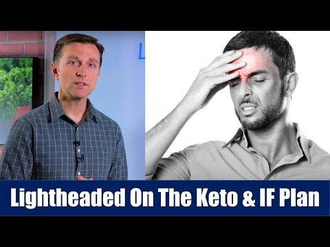 Lightheaded on Keto & Intermittent Fasting? Do This...