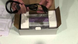 300W Grid-Tie MPPT Power Inverter Converter for Solar Panel and Wind Turbine Generator Unboxing