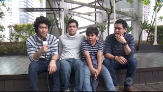The Overtunes promo single sebelum merilis album